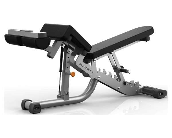 Matrix Multi-adjustable Bench w/Decline Magnum Series -multi állítható negatív pad