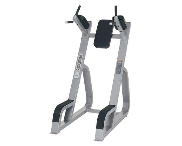 Precor Vertical Knee-Up – tolódzkodó lábemelő állvány
