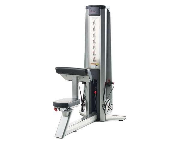 Freemotion Genesis Bicep F602 - zsinóros ülő bicepszgép