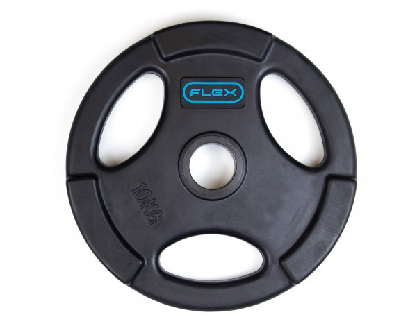 FLEX 3 Grips Gumi Súlytárcsa – 25 kg