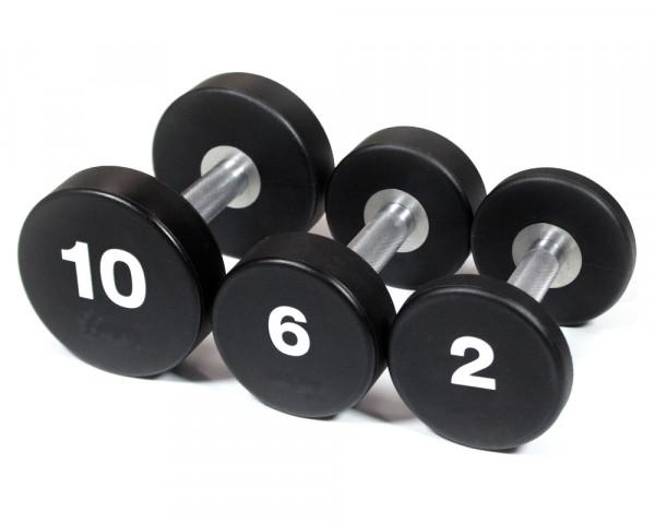 Flex Pro Egykezes Uretán Kézisúlyzó Szett 42 kg - 50 kg (5 pár)