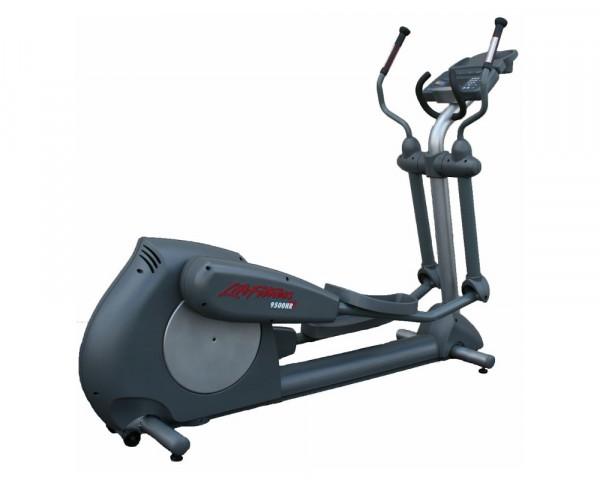 Life Fitness 9500HR Elliptical Cross trainer - elliptikus tréner