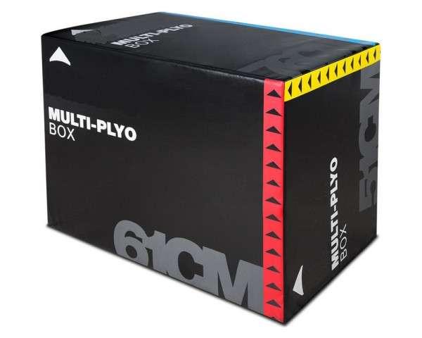 Flex Plyometrikus szökdelő doboz 3 in 1