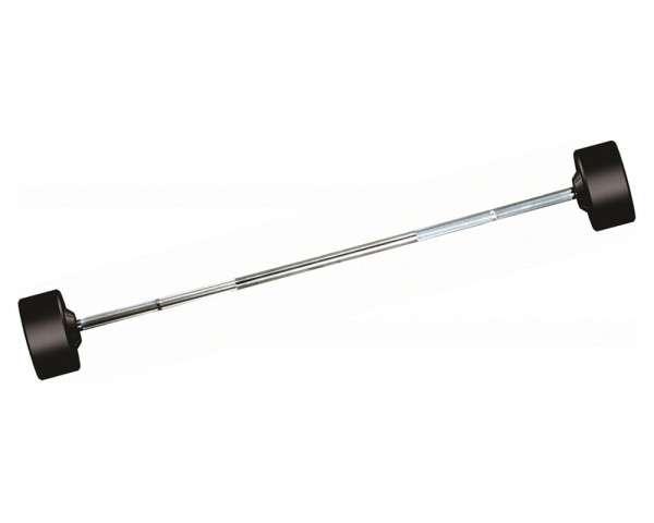 Flex Fix Kétkezes Gumi Egyenes Rudas Kézisúlyzó Készlet 10 kg -50 kg (9 db)