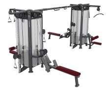 Life Fitness Signature Series MJ8 - 8 oldalas edzőtorony