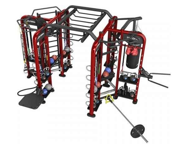 Life Fitness SYNRGY 360XM Versa  - funkcionális tréning állvány