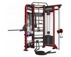 Life Fitness SYNRGY 90 Versa Cable - funkcionális tréning állvány