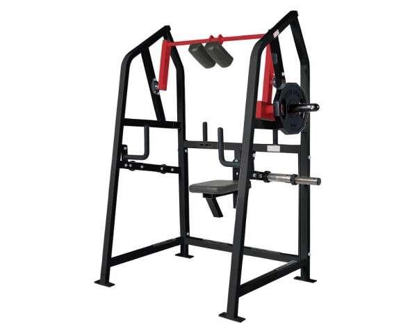 Hammer Strength 4-Way Neck - négyirányú nyakgép