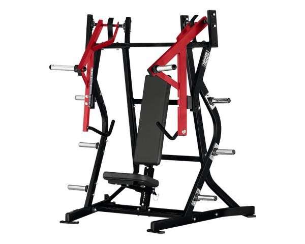 Hammer Strength Iso-Lateral Bench Press - összetartó mellgép