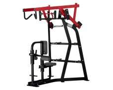 Hammer Strength Iso-Lateral High Row – összetartó független felső evezőgép