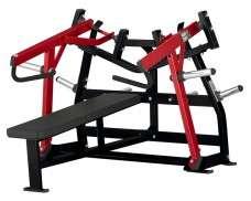 Hammer Strength Iso-Lateral Horizontal Bench Press - összetartó vízszintes fekve-nyomó gép