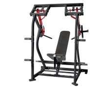 Hammer Strength Iso-Lateral Shoulder Press – összetartó ülő vállgép