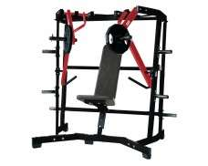 Hammer Strength Iso-Lateral Wide Chest - összetartó széles mellgép