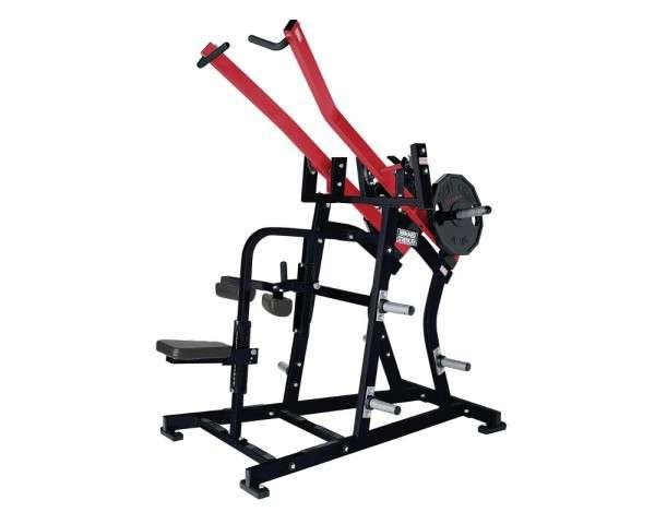 Hammer Strength Iso-Lateral Wide Pulldown - összetartó széles lehúzó hátgép