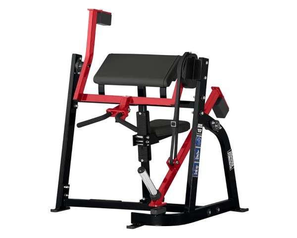 Hammer Strength Seated Bicep - ülő bicepszgép