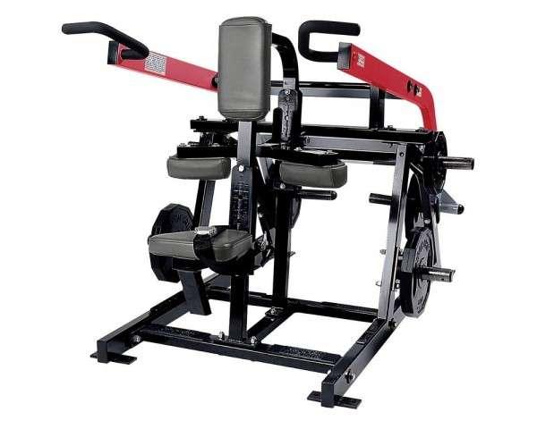 Hammer Strength Seated Dip - ülő letológép