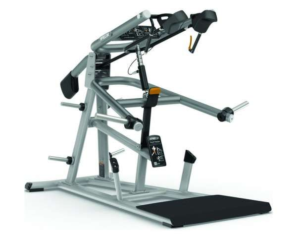 Precor Squat Machine Discovery Series - guggológép