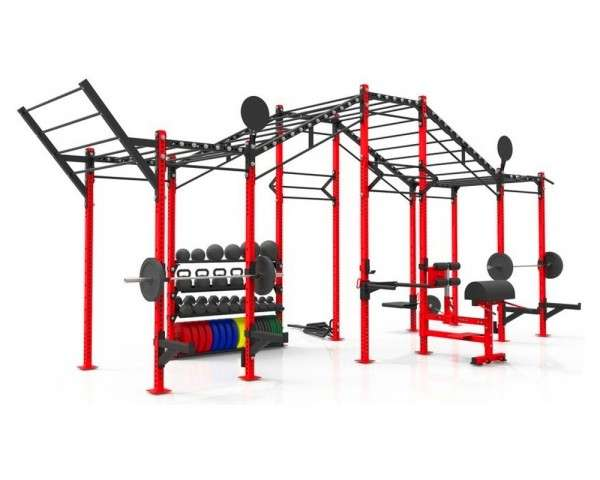Flex Multi Rack – multi funkcionális erőkeret