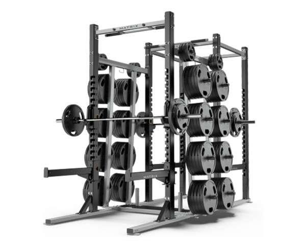 Matrix Combo Power / Half Rack Magnum Series - kombinált erőkeret / fél erőkeret
