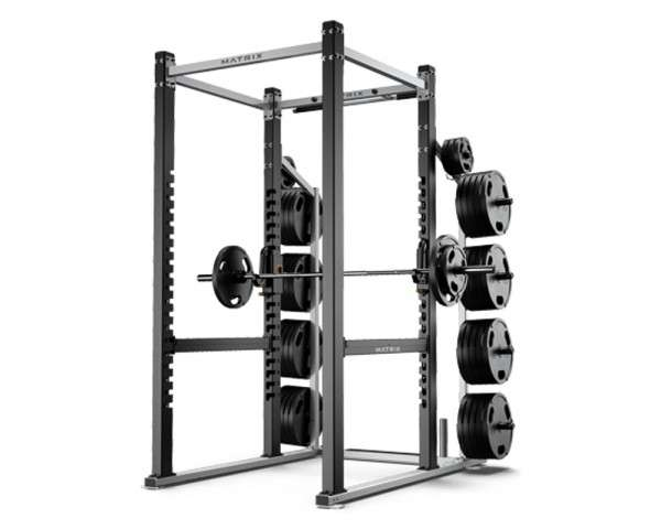 Matrix Power Rack 8' Magnum Series - erőkeret
