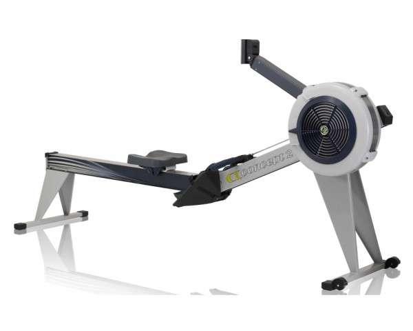 Concept2 E Modell - használt evezőgép PM5 kijelzővel