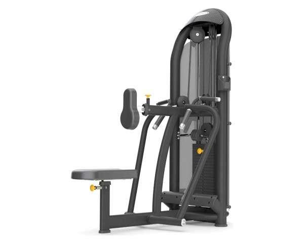 Matrix Diverging Seated Row Aura Series – ülő evezőgép, széttartó mozgás