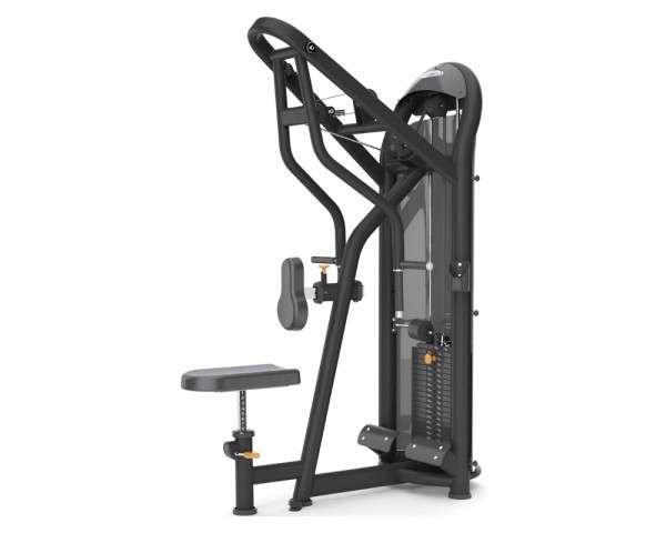 Matrix Seated Row Aura Series – melltámaszos evezőgép