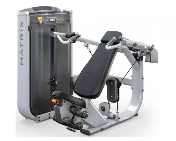 Matrix Converging Shoulder Press Ultra Series - vállgép, összetartó mozgás