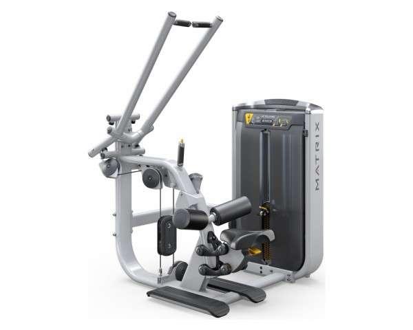 Matrix Diverging Lat Pulldown Ultra Series - lehúzó hátgép, széttartó mozgás