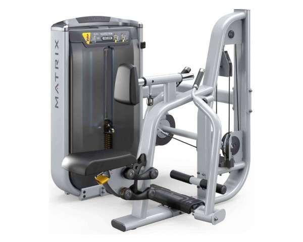 Matrix Diverging Seated Row Ultra Series – ülő evezőgép, széttartó mozgás