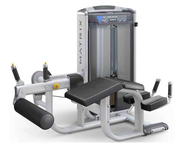 Matrix Prone Leg Curl Ultra Series - fekvő lábhajlítógép