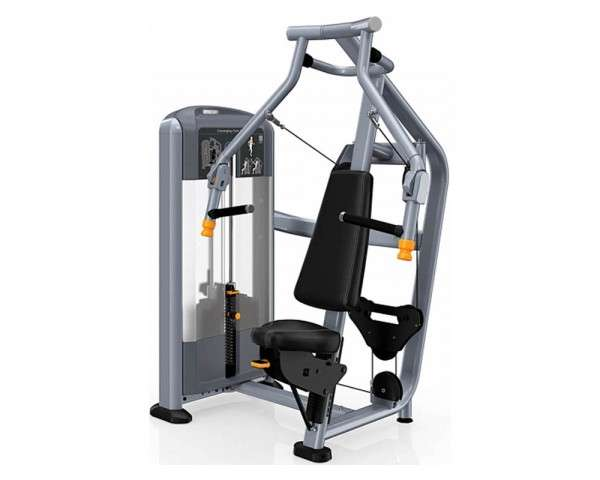 Precor Converging Chest Press Discovery Series - mellgép, összetartó mozgás