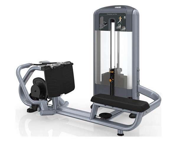 Precor Diverging Low Row Discovery Series – ülő evezőgép, széttartó mozgás