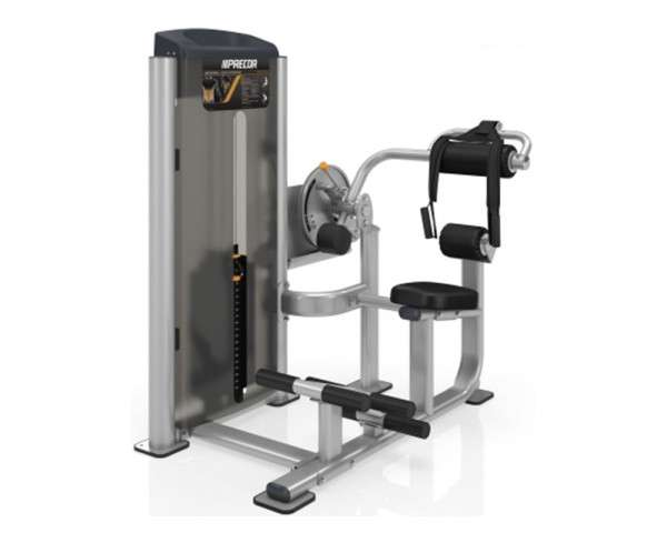 Precor Abdominal / Back Extension Vitality Series - has/mélyhátgép