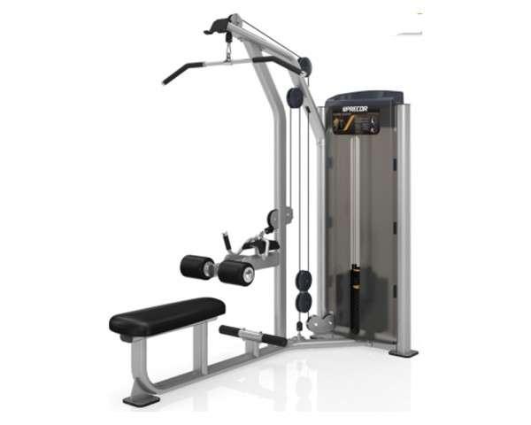 Precor Pulldown / Seated Row Vitality Series – nyakhoz-húzó vízszintes evezőgép