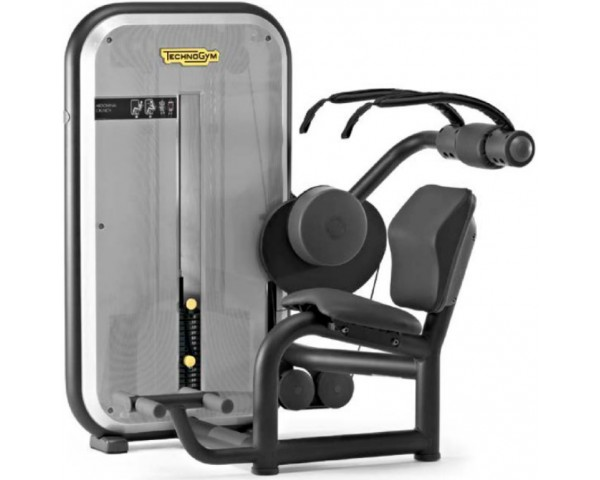 Technogym Element Abdominal Crunch hasprés-gép