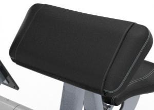 Ülő bicepszgép  – Ergonomikus tervezés