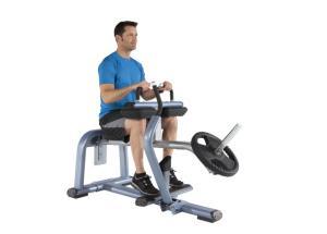 Ülő bicepszgép  – Állítható combpárnák