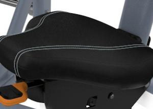 Ülő mellgép – Ergonomikus tervezés