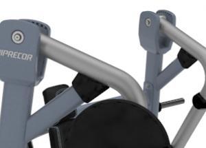 Ülő mellgép – Független összetartó mozgás