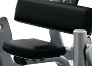 Térdelő lábhajlítógép – Alacsony kezdő súly