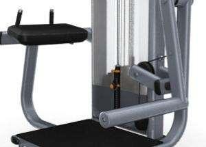 Lapsúlyos farizomgép  - Hosszú karmozgás