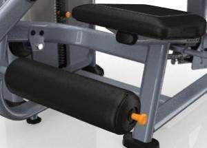 Lapsúlyos lábnyújtógép  - Könnyű beállítás