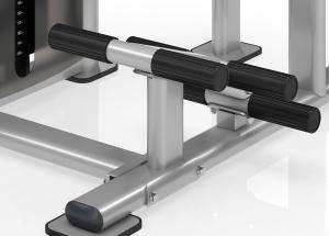 Abdominal / Back Extension - hasgép / mélyhátgép több lábas platform