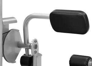 Back Extension - lapsúlyos mélyhátgép ellenállás