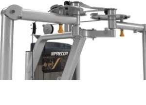 Precor Rear Delt / Pec Fly - mell tárogatás / hátsó delta állítható poziciók