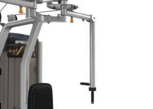 Precor Rear Delt / Pec Fly - mell tárogatás / hátsó delta elfordítható karok