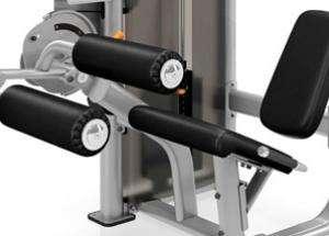 Seated Leg Curl - lapsúlyos ülő lábhajlító gép alsó állítható kezdőhelyzet