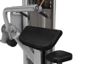 Tricep Extension - lapsúlyos tricepszgép optimális dizájn