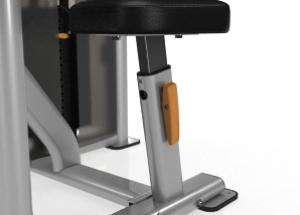 Tricep Extension - lapsúlyos tricepszgép egyszerű beállítás